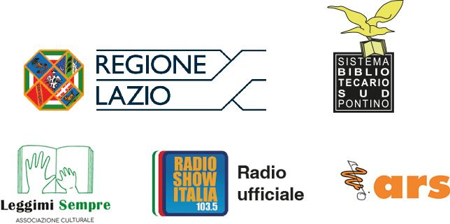 Regione Lazio, Radio Show Italia, Sistema Bibliotecario del Sud Pontino, Leggimi Sempre - associazione culturale